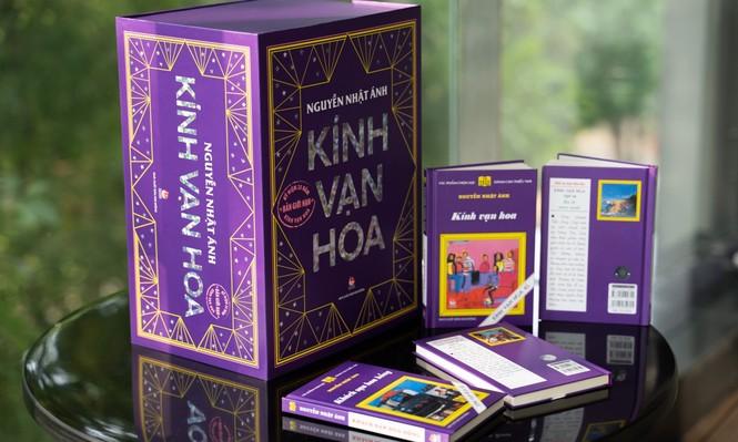 """Chớp mắt một cái, bộ sách """"Kính Vạn Hoa"""" của Nguyễn Nhật Ánh đã trải qua 25 năm lấp lánh  - ảnh 3"""