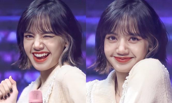 Lisa bỗng dưng chuyển sang tóc mái thưa, mới được trả 5 tỷ won hay sao mà chịu lộ trán? - ảnh 4