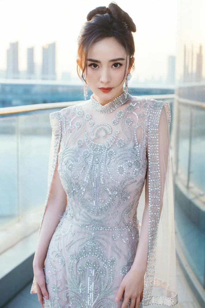 Sao nữ C-Biz đọ váy tại Tinh Quang Đại Thưởng: Ai cũng như tiên nữ giáng trần - ảnh 5