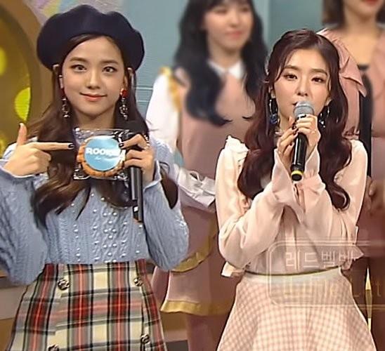 Đại chiến visual của Irene và Jisoo: Netizen không biết chọn ngọt ngào hay sang chảnh - ảnh 2