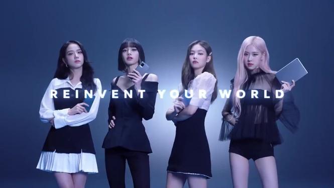 BLACKPINK tung quảng cáo mới, netizen cho rằng Jisoo mất ngôi visual vì lý do này - ảnh 1