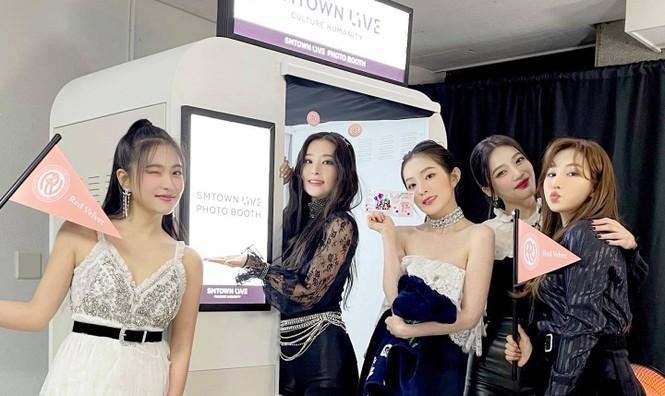 Irene (Red Velvet) lần đầu lộ diện sau bê bối, liệu có được netizen tha thứ vì quá đẹp? - ảnh 3