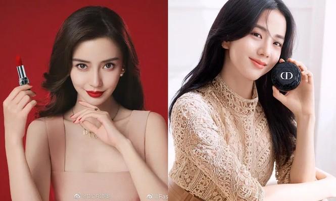 Dior cùng lúc tung ảnh mới của Jisoo và Angela Baby: Nàng thơ nào xinh đẹp ấn tượng hơn? - ảnh 6