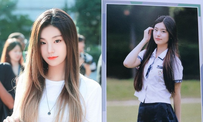 Muốn tìm mỹ nhân đẹp tự nhiên của K-Pop, cứ đến trụ sở JYP là gặp ngay - ảnh 5