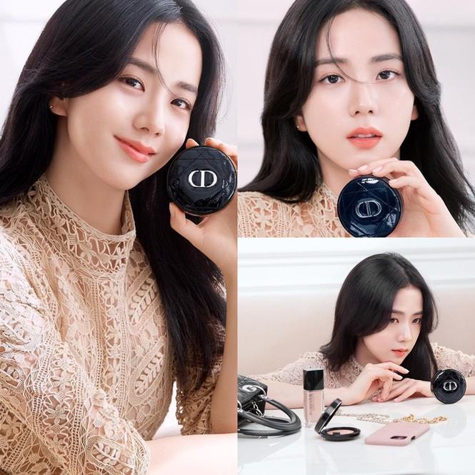 Đặt quảng cáo mỹ phẩm của các thành viên BLACKPINK lên bàn cân: Jisoo khác biệt nhất - ảnh 2