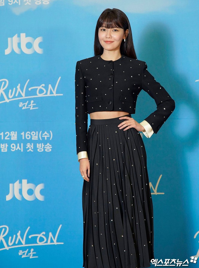 Váy cạp cao khoe eo thon như Seo Ye Ji đang thành chân ái của sao K-Biz - ảnh 5