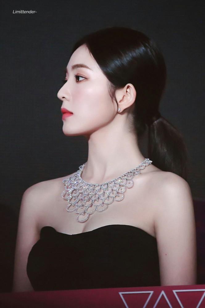 Những mỹ nhân xứ Hàn sở hữu chiếc mũi tự nhiên đẹp đến mức dao kéo cũng bó tay - ảnh 1