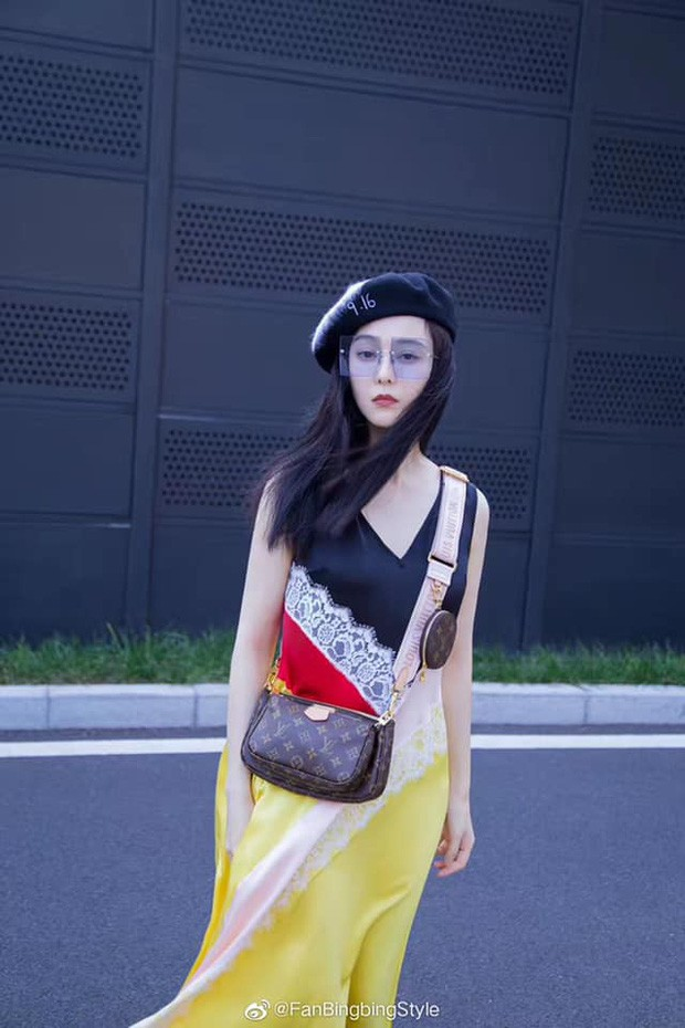 Lưu Diệc Phi bất ngờ trở thành nàng thơ của Louis Vuitton nhưng bị chê nhiều hơn khen - ảnh 1