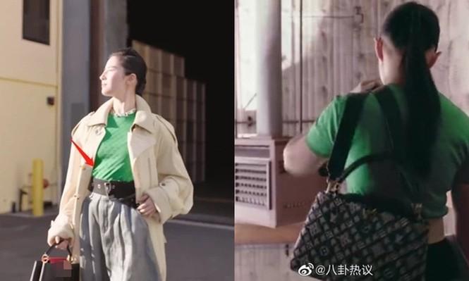 Lưu Diệc Phi bất ngờ trở thành nàng thơ của Louis Vuitton nhưng bị chê nhiều hơn khen - ảnh 8