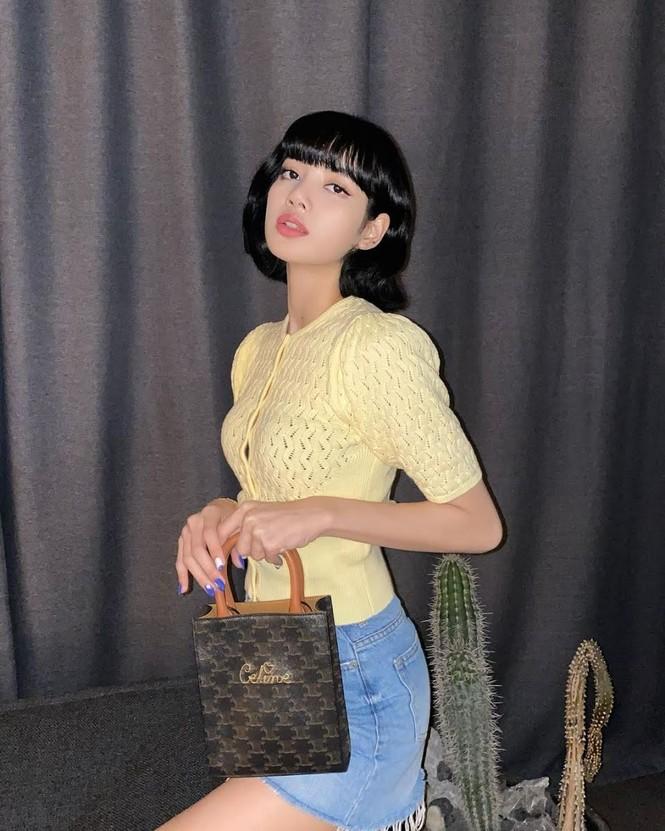 Lisa thích tóc ngắn nhất, nhưng thực ra kiểu tóc nào cũng xứng làm chân ái của Lisa - ảnh 4