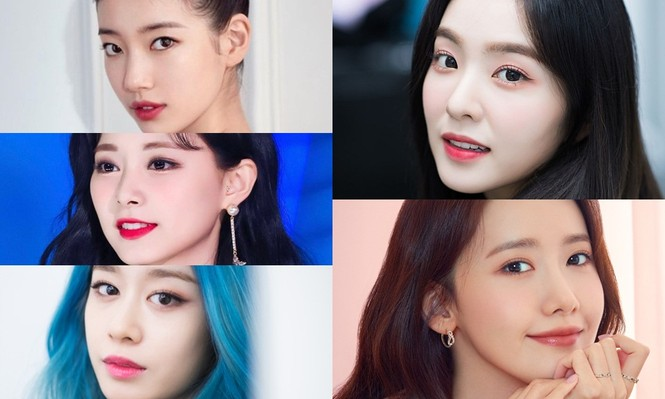 Chính giới idol bình chọn ra cô gái xinh đẹp nhất K-Pop: Số 2 và số 4 siêu bất ngờ - ảnh 1