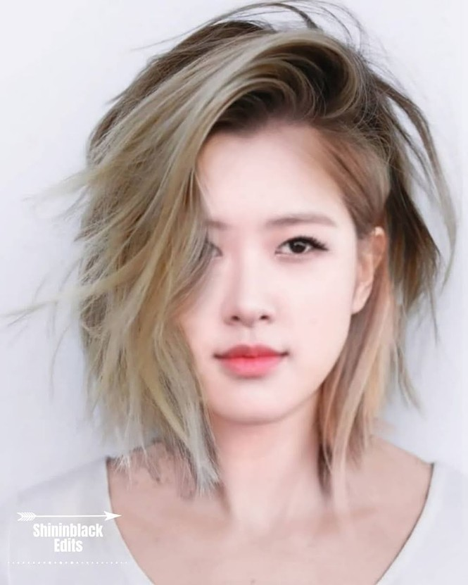 BLACKPINK sẽ thế nào khi cắt tóc ngắn: Vẫn xinh như trước hay giảm vẻ đẹp nữ thần? - ảnh 4