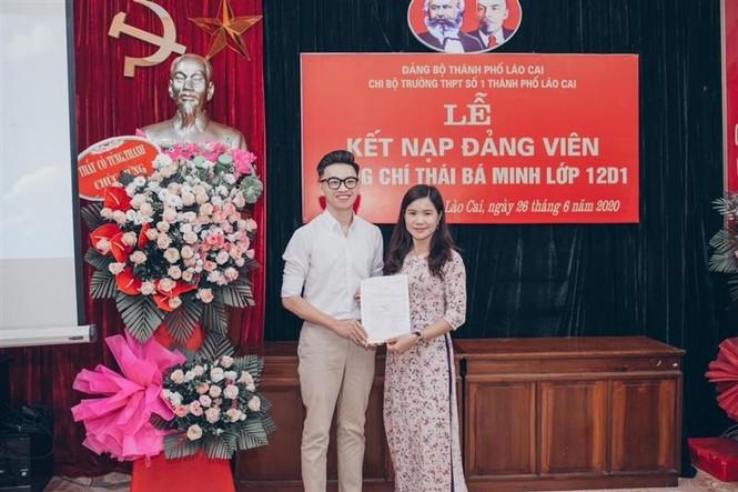 Gặp gỡ Thái Bá Minh - Chàng hotboy Ngoại giao vào Đảng từ năm 18 tuổi - ảnh 1