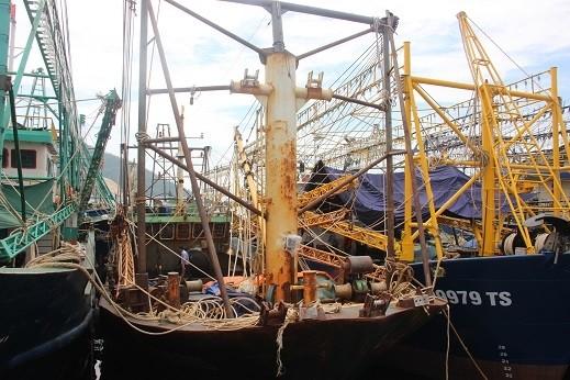 Thủ tướng chỉ đạo Bộ Công an điều tra vụ hàng loạt tàu vỏ thép hư hỏng  - ảnh 1