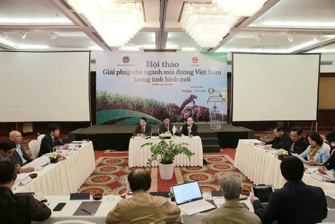 Ngành đường hấp hối: Điều tra chống bán phá giá, trợ cấp đường nhập từ Thái Lan - ảnh 1