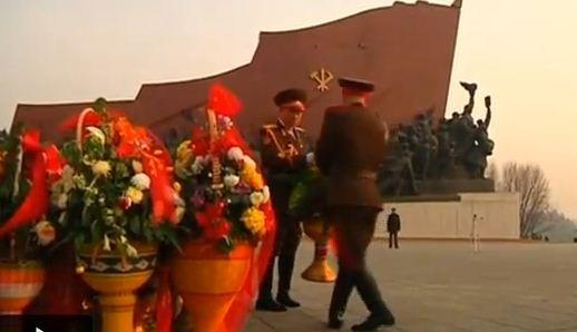 Triều Tiên kỉ niệm sinh nhật cố Chủ tịch Kim Jong Il - ảnh 1
