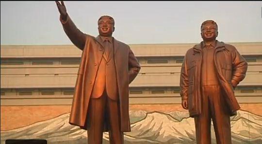 Triều Tiên kỉ niệm sinh nhật cố Chủ tịch Kim Jong Il - ảnh 2
