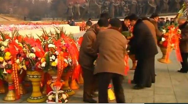 Triều Tiên kỉ niệm sinh nhật cố Chủ tịch Kim Jong Il - ảnh 5