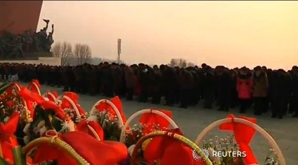 Triều Tiên kỉ niệm sinh nhật cố Chủ tịch Kim Jong Il - ảnh 6