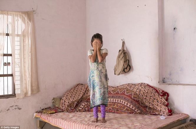 Xót xa những phận đời bé gái bị cưỡng hiếp  - ảnh 15