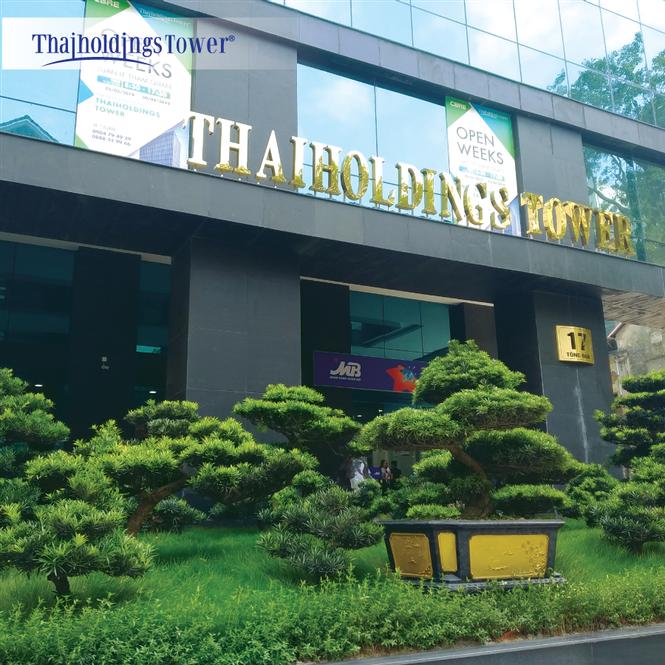Văn phòng hạng A khu vực Hoàn Kiếm với mức giá trong tầm tay - ảnh 1
