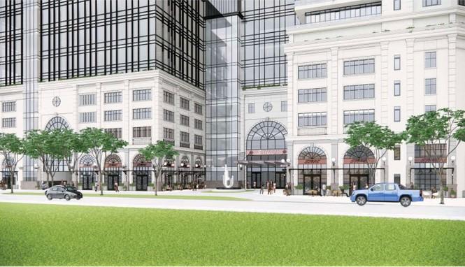 Thaiholdings 'bắt tay' Samsung triển khai dự án Khu phức hợp cao cấp trên 'đất vàng' khách sạn Kim Liên - ảnh 2