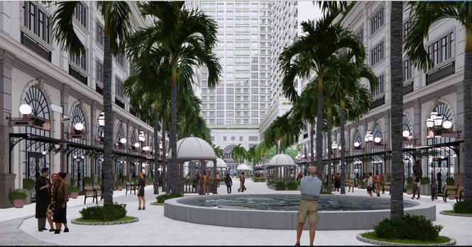 Thaiholdings 'bắt tay' Samsung triển khai dự án Khu phức hợp cao cấp trên 'đất vàng' khách sạn Kim Liên - ảnh 1