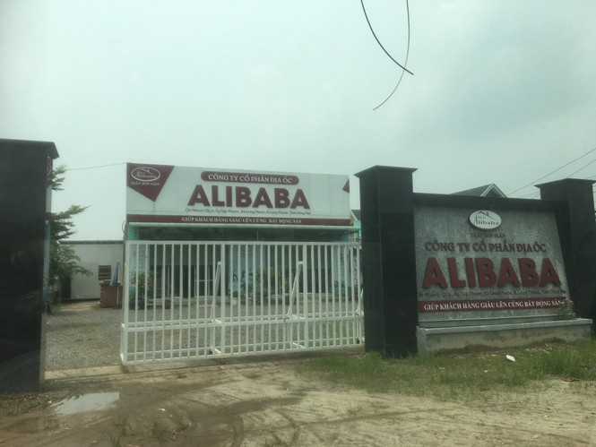 Lãnh đạo bị bắt, Alibaba ở Đồng Nai hoạt động ra sao? - ảnh 1