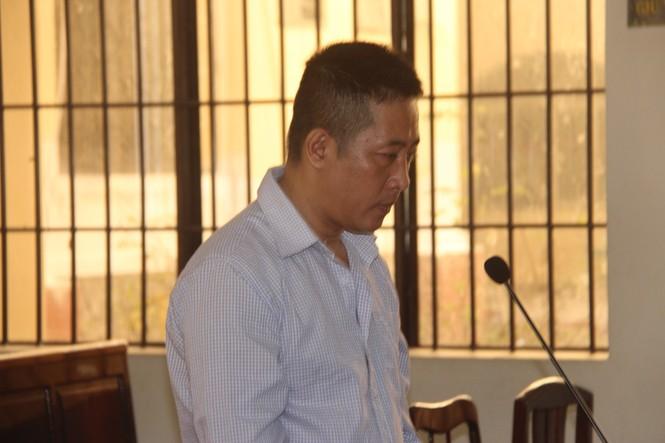 Nóng: Đang xử vụ trung úy CSGT Đồng Nai bắn chết người - ảnh 1