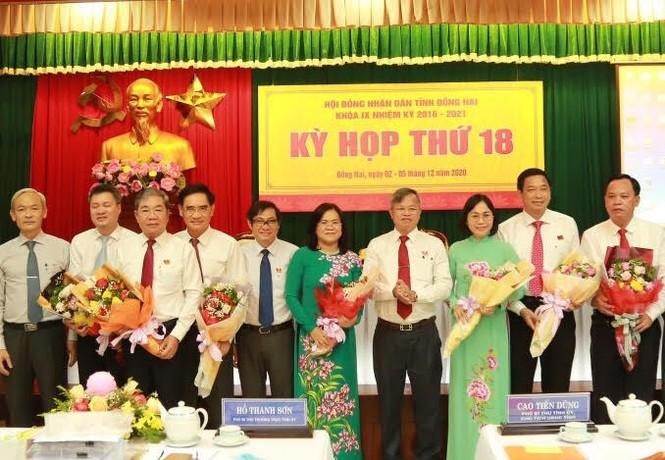 Đồng Nai  bầu 3 Phó Chủ tịch UBND tỉnh     - ảnh 1