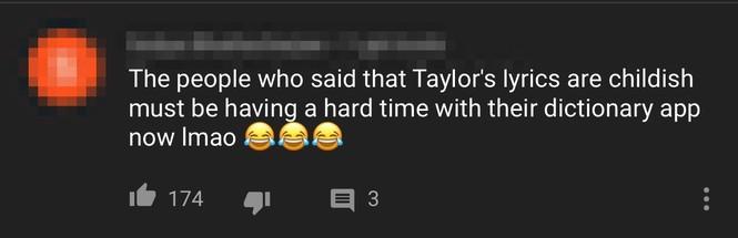 Taylor Swift ra