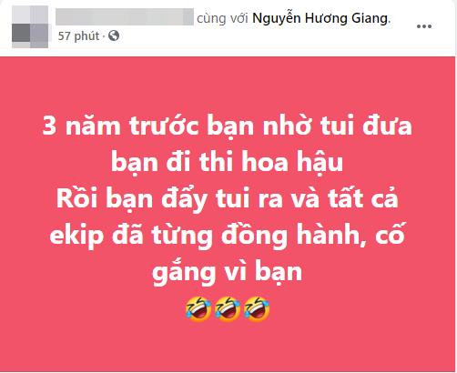 Hương Giang bị thông dịch viên từ thời đi thi Hoa hậu Chuyển Quốc tế giới tố vô ơn - ảnh 1