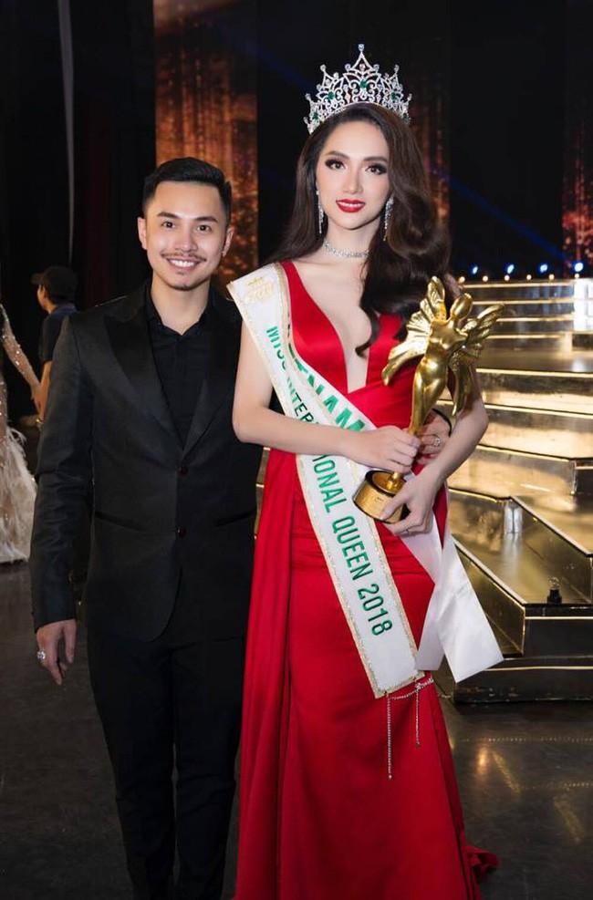 Hương Giang bị thông dịch viên từ thời đi thi Hoa hậu Chuyển Quốc tế giới tố vô ơn - ảnh 3