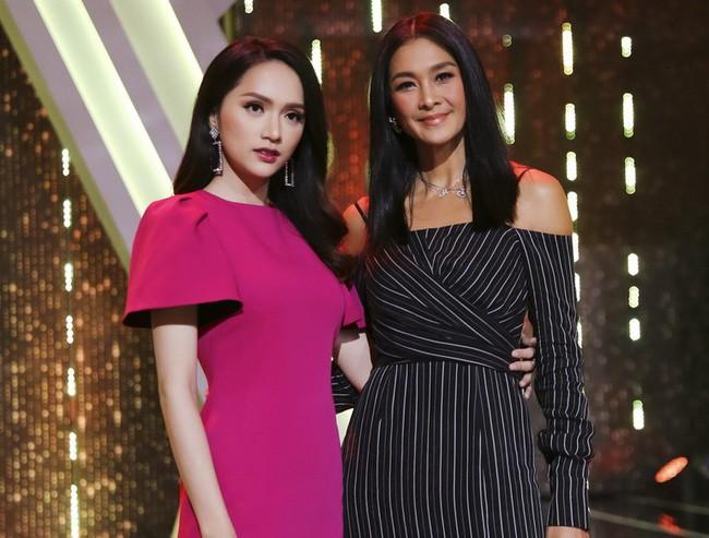 Hương Giang bị thông dịch viên từ thời đi thi Hoa hậu Chuyển Quốc tế giới tố vô ơn - ảnh 4