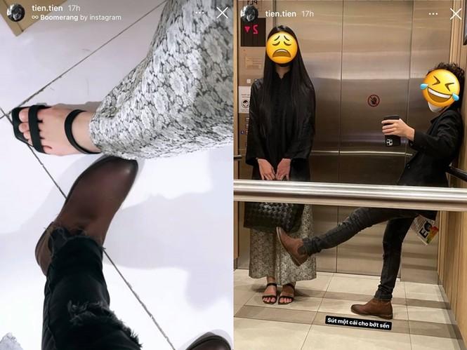 """Liên tục đăng tải hình ảnh của Helly Tống lên Instagram Story, Tiên Tiêp được fan """"ship"""" nhiệt tình - ảnh 2"""