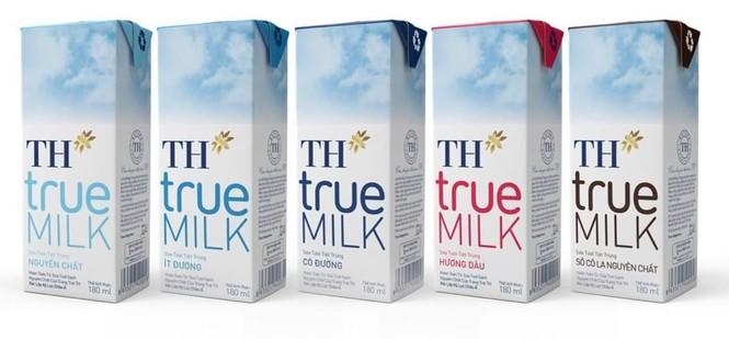 TH True Milk là doanh nghiệp đầu tiên xuất khẩu sữa chính ngạch sang Trung Quốc - ảnh 1