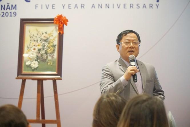 5 năm quỹ Vì Tầm Vóc Việt – hành trình thiện nguyện sôi nổi, nhiều cảm xúc - ảnh 2