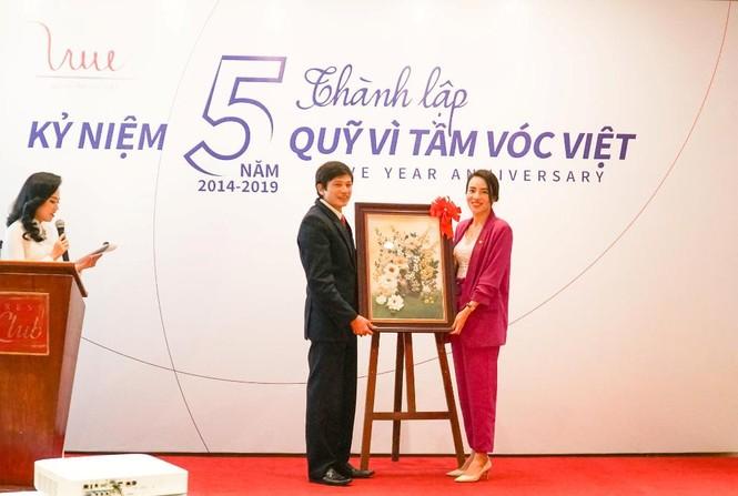 5 năm quỹ Vì Tầm Vóc Việt – hành trình thiện nguyện sôi nổi, nhiều cảm xúc - ảnh 3