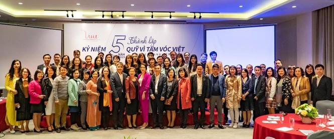 5 năm quỹ Vì Tầm Vóc Việt – hành trình thiện nguyện sôi nổi, nhiều cảm xúc - ảnh 4