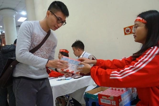 Quỹ Vì Tầm Vóc Việt đồng hành cùng Chủ nhật Đỏ - ảnh 2