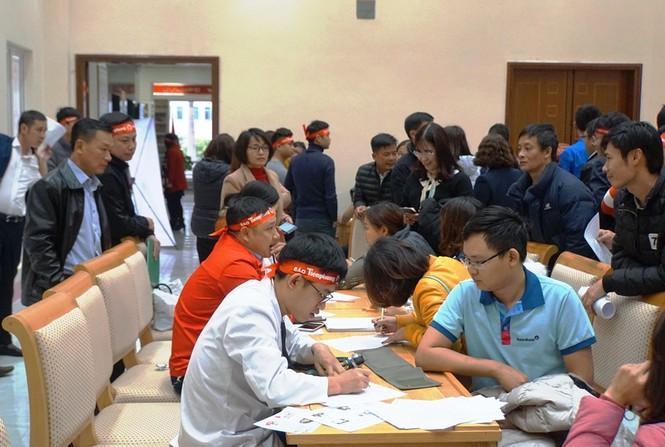 Chủ nhật Đỏ sôi động tại tỉnh miền núi Lai Châu - ảnh 4