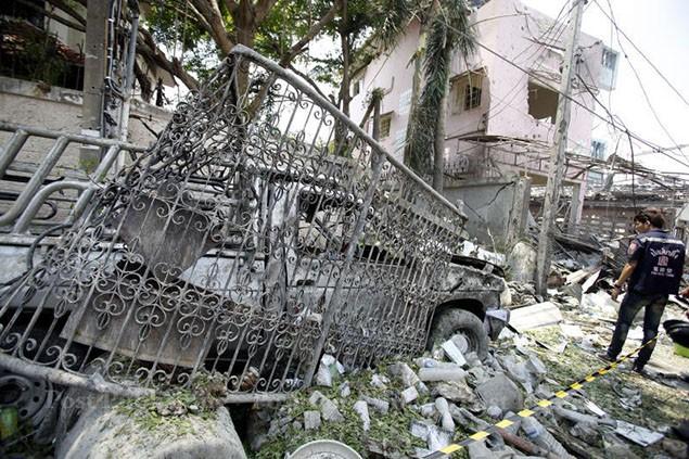 Bom 227kg từ Thế chiến II phát nổ, 26 người thương vong - ảnh 5