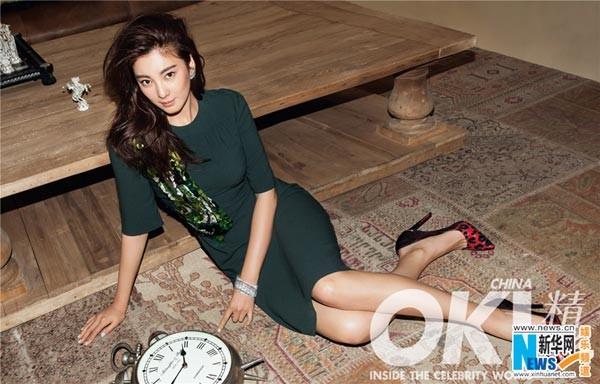 'Bản sao' Song Hye Kyo quyến rũ trên tạp chí - ảnh 3