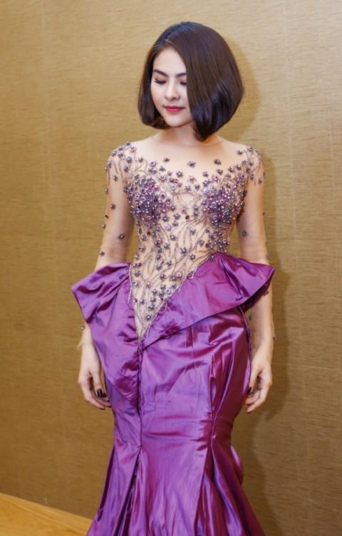 Vân Trang chi 6000 USD mua váy dự liên hoan phim tại Pháp - ảnh 16