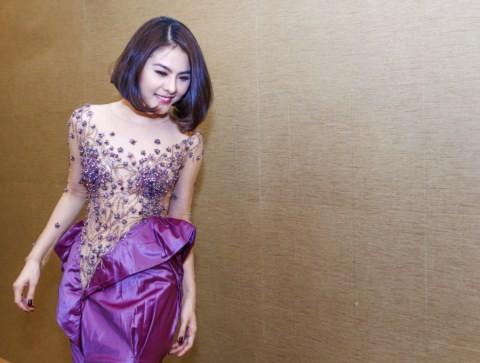 Vân Trang chi 6000 USD mua váy dự liên hoan phim tại Pháp - ảnh 17