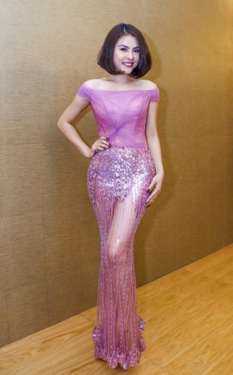 Vân Trang chi 6000 USD mua váy dự liên hoan phim tại Pháp - ảnh 18
