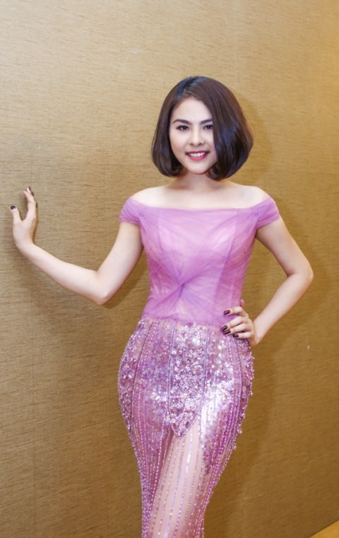 Vân Trang chi 6000 USD mua váy dự liên hoan phim tại Pháp - ảnh 19