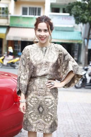 Lưu Hương Giang thời trang và đẳng cấp trong The Voice Kid - ảnh 2
