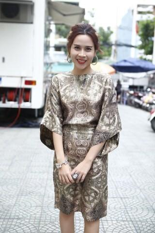 Lưu Hương Giang thời trang và đẳng cấp trong The Voice Kid - ảnh 1