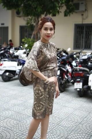 Lưu Hương Giang thời trang và đẳng cấp trong The Voice Kid - ảnh 3